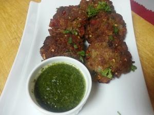 Cookathon's Chappli Kebabs