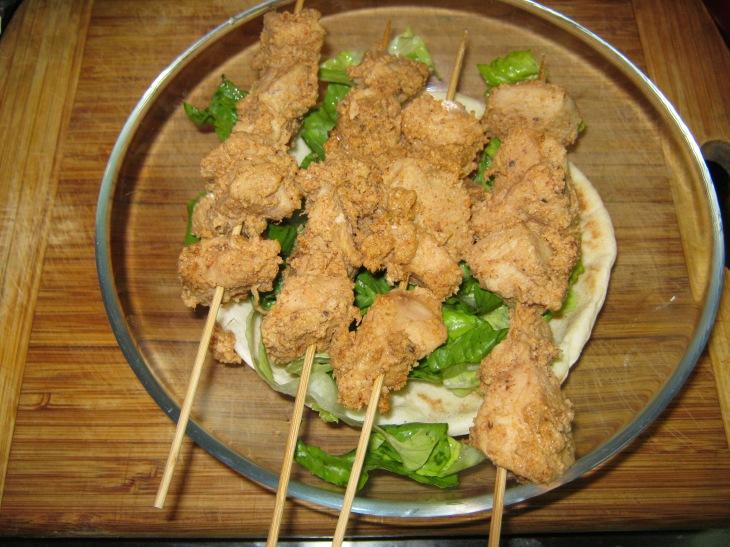 Malai-Reshmi Kebab